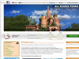 All Russia Tours