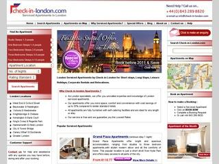 Check-in-London Serviced Apartments