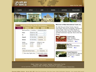 Atlas International Travel Inc.