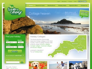 Farm and Cottage Holidays