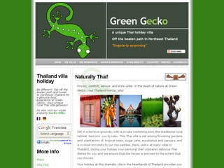 Green Gecko Vacation Rental