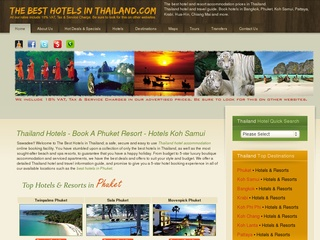 Best Accommodation In Thailand