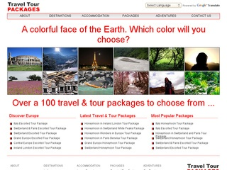 Travel Tour Packages