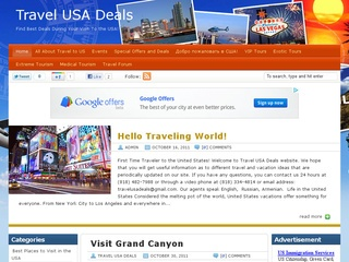 Travel USA Deals