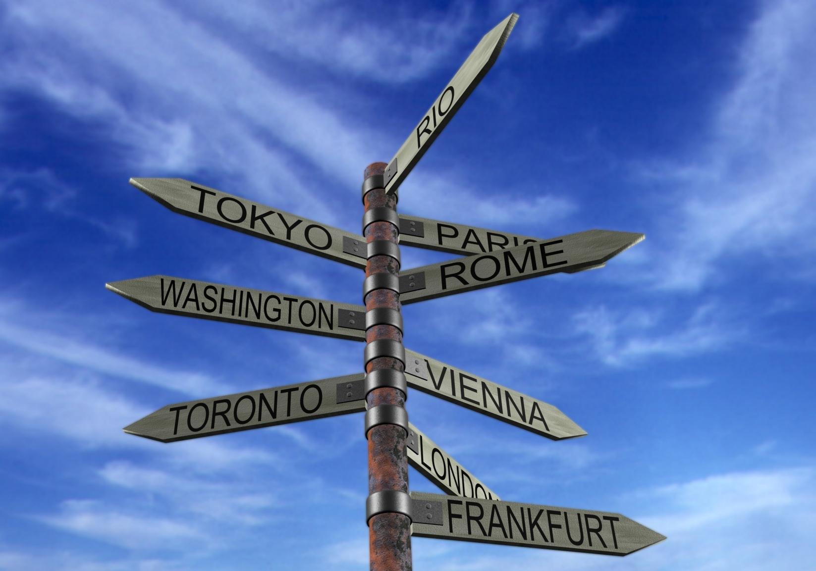 Лучшие туристические направления на 2011 год прогноз