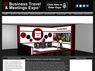 3D Business Travel & Meetings Expo