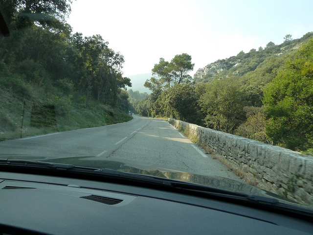 Highlights of Driving Through France