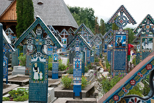 4 Unusual Cemeteries to Visit
