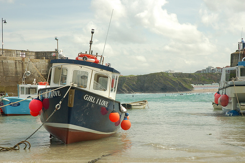 Camping Holidays in Cornwall During the British Summer