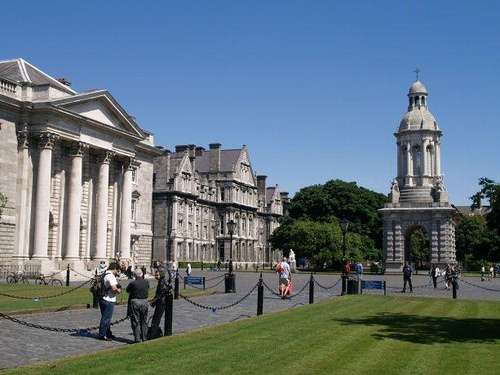 An Introduction to Trinity College, Dublin