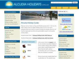 Alcudia Travel Guide