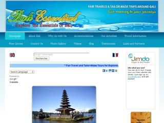 Bali Tours and Holidays