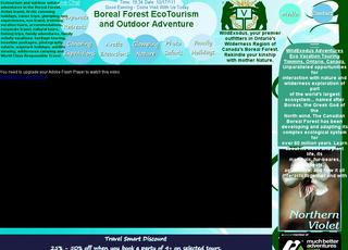 Boreal Forest Eco-Adventures and Liquid Vacations
