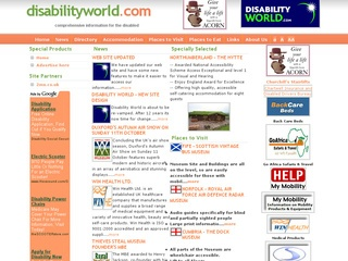 Disabled Directory