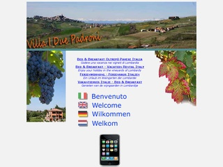 Bed and Breakfast Italy I Due Padroni