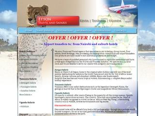 Kenya Holiday Packages
