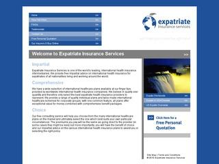 Dave Tester Expatriate Insurance Services