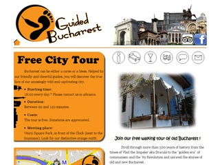 Guided Bucharest – Free Guided Walking Tour
