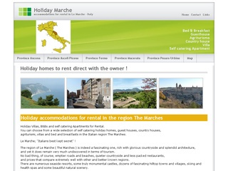 Holiday Marche – Italy