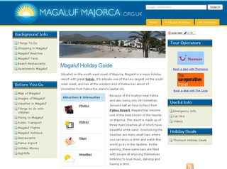All Inclusive Holidays Magaluf