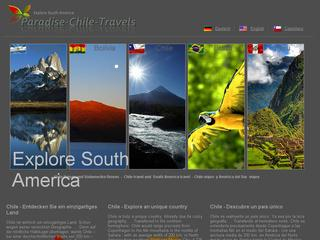Chile travel | South America travel