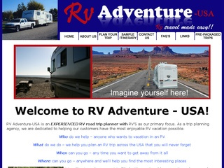 RV Adventure – RV Travel Planner