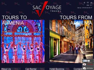 Travel to Armenia with SacVoyage.am