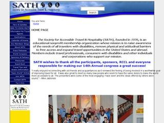 Society For Accessible Travel & Hospitality (SATH)