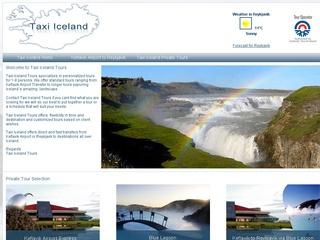 Taxi Iceland Tours