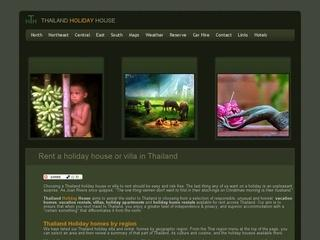 Thailand Holiday Houses