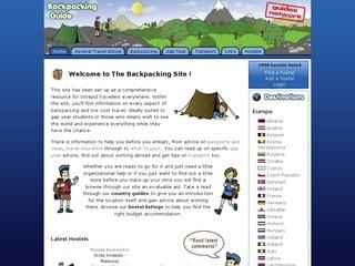 The Backpacking Site