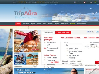 Vacations Packages