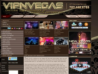 Las Vegas Bachelor Party Planning & VIP Services