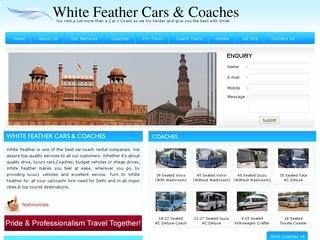 White Feather Cars & Coaches