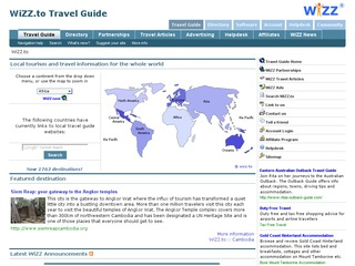 WiZZ.to Travel Guide