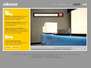 Yakoozo.com – The Hotel Search Engine