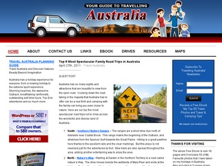 Your Guide To Travelling Australia