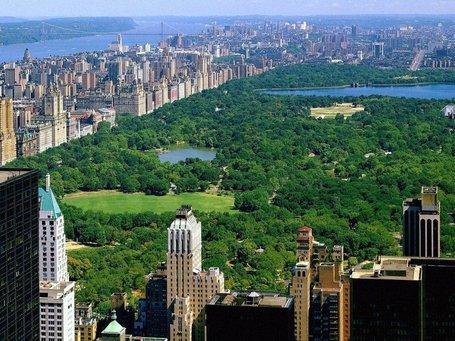 Taking A Short Break In New York