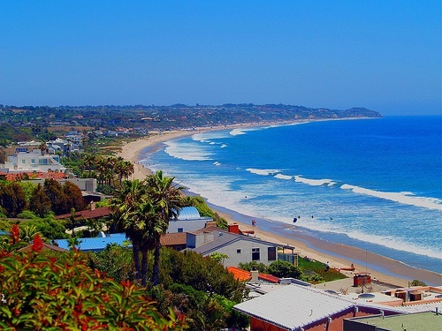 Private Beaches In Southern California