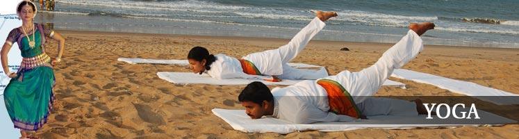 Toshali Sands Yoga
