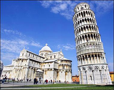 Top Ten Pisa Monuments