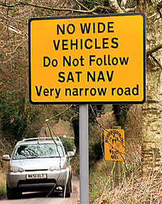 Satellite Navigation, Are They Worth It?